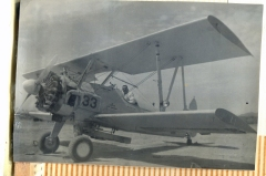 Jarvis Jennings' crop duster