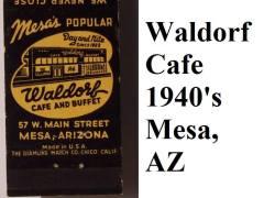 waldorf cafe