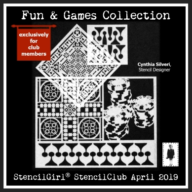 fun and games stencilclub april 2019 cynthia silveri stencilgirl 1080 x 1080 .jpg